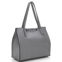 Kinley Striped Shoulder Bag Multicolour