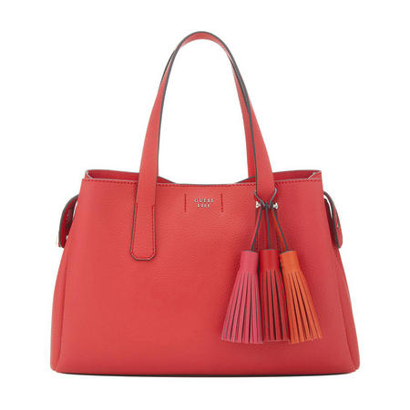 Trudy Satchel Bag Red