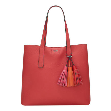 Trudy Tote Bag Red