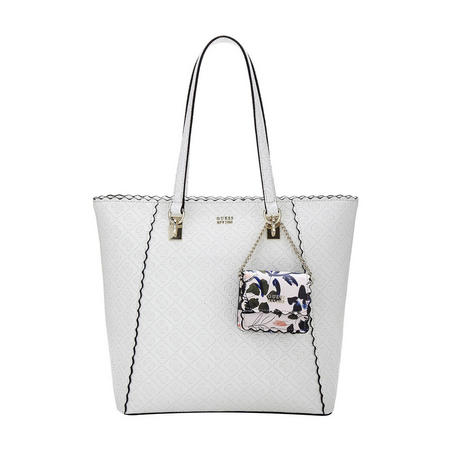 Rayna Tote Bag White