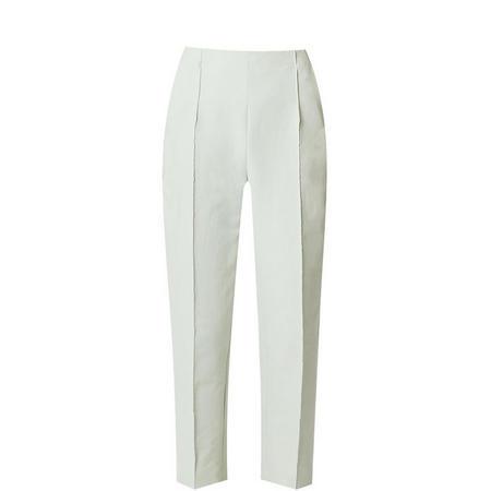 Parma Slub Trousers Cream