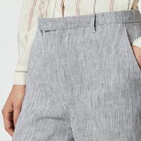 Carte Linen Trousers Grey