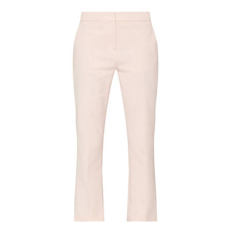 Tailored Suit Trousers Pink