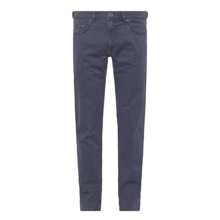 Nevada Style Regular Fit Trousers Dark Blue