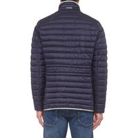 Quilted Air Series Jacket Navy