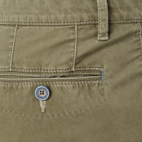 Modern Fit Chinos Green