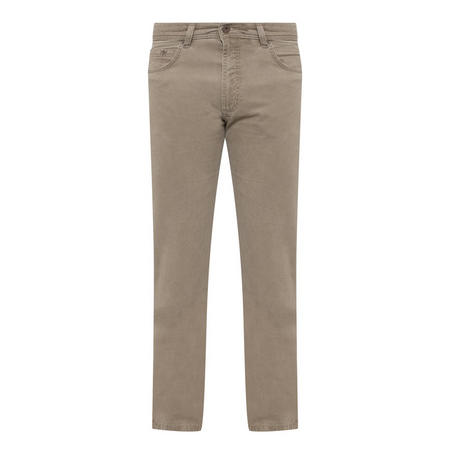 Nevada Five-Pocket Trousers Brown