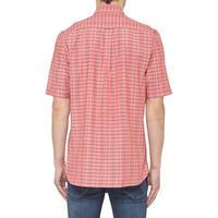 Check Shirt Red