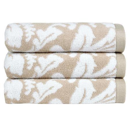 Palermo Towel Latte Beige