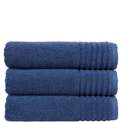 Adelaide Towel Navy Blue