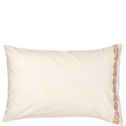 Medici Standard Pillowcase Pair Rich Gold