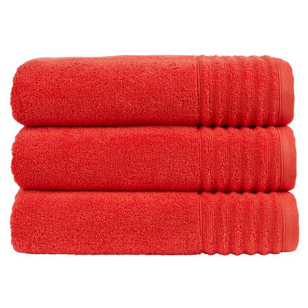 Adelaide Towel Paprika Red
