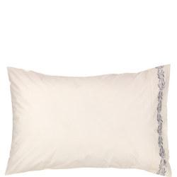Medici Standard Pillowcase Pair Silver Grey