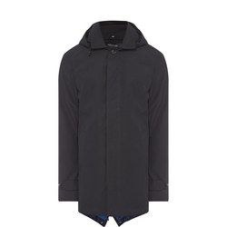 Parka Jacket Casual Black
