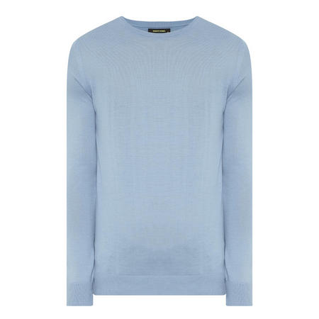Long Sleeve Sweater Blue