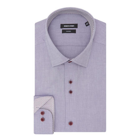 Formal Oxford Shirt Purple