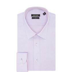 Slim Fit Shirt Purple