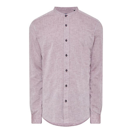 Cole Slim Fit Shirt Red