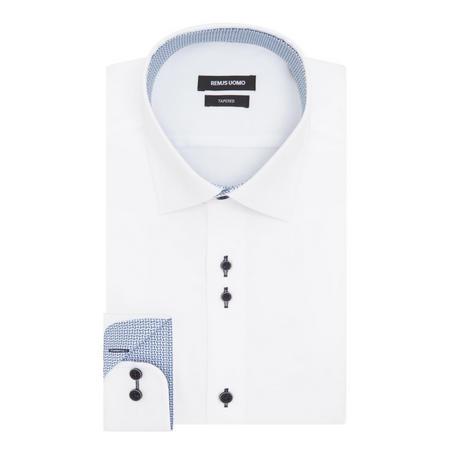 Formal Oxford Shirt White
