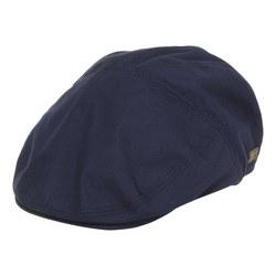 Graham Flat Cap Blue
