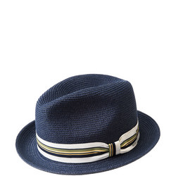 Salem Fedora Blue