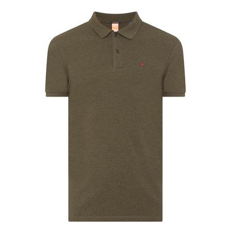 Classic Piqué Polo Shirt Green