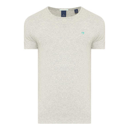 Crew Neck T-Shirt Grey