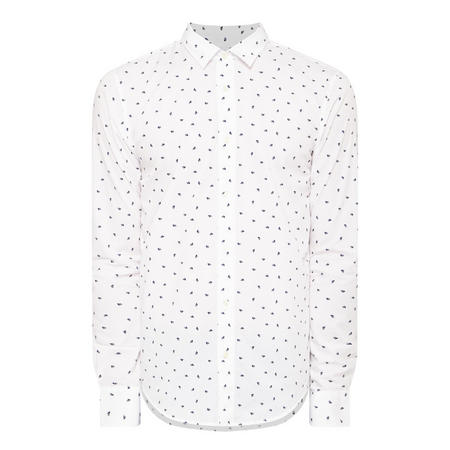 Long Sleeve Shirt White