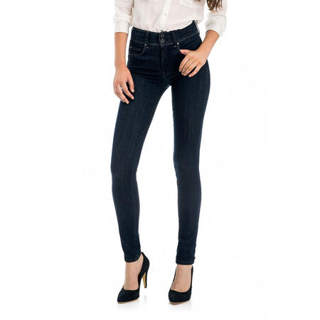 Secret Skinny Soft Touch Jeans Navy