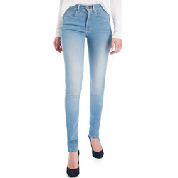Secret Glamour Soft Touch Slim Jeans Blue