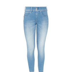 Secret Push In Jeans Blue
