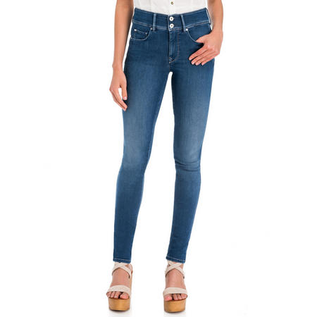 Secret Skinny Soft Touch Jeans Blue
