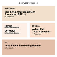 Skin Long-Wear Weightless Foundation SPF 20