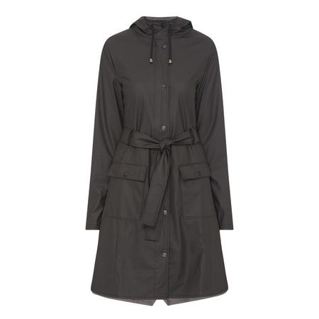 Curve Rain Jacket Black