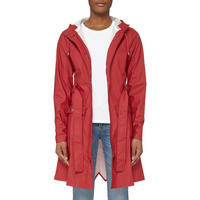 Curve Rain Jacket Red