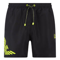 Eagle Print Swim Short