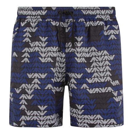 AOP Eagle Swim Shorts