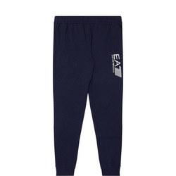 Logo Sweat Pants Dark Blue