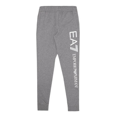 Logo Detail Sweatpants Grey