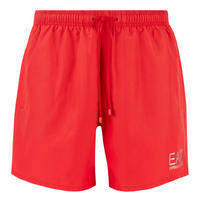 Core ID Swim Shorts Red