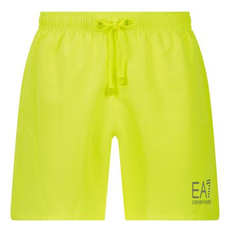 Core ID Swim Shorts Yellow