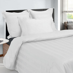 300 Thread Count Risc Nova Duvet Set White