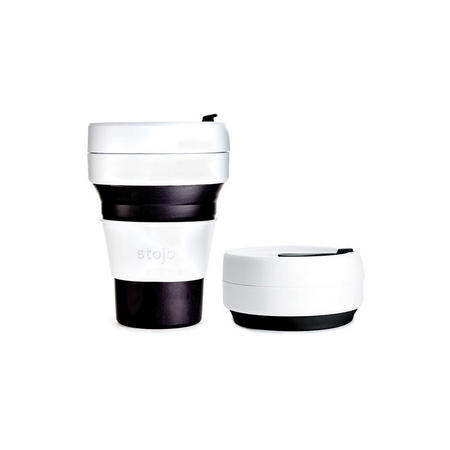 Collapsible Cup Black 355ml