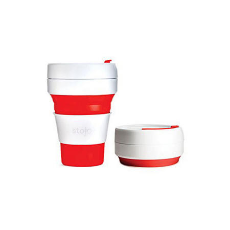Collapsible Cup Red 355ml