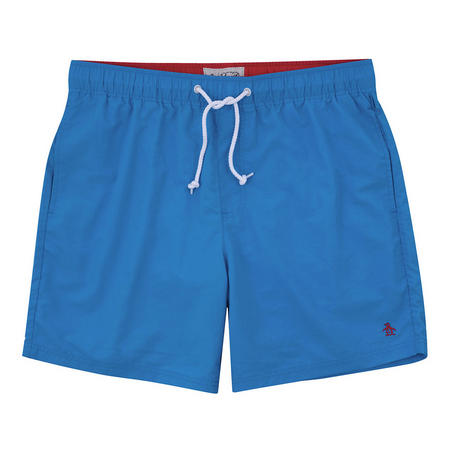 Quick Dry Daddy Swim Shorts Blue