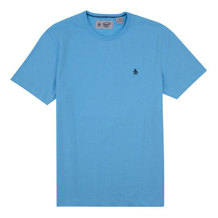 Pin Point T-Shirt Blue