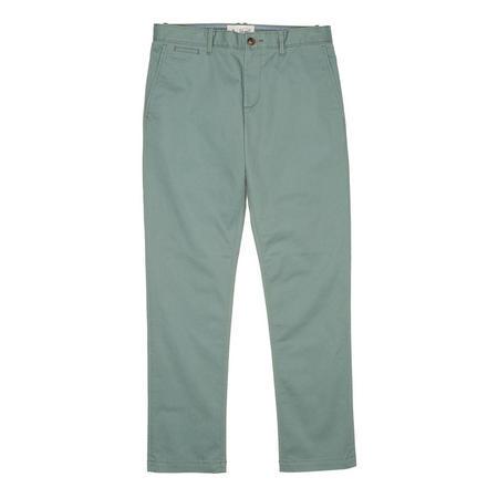 Slim Stretch Chinos Green