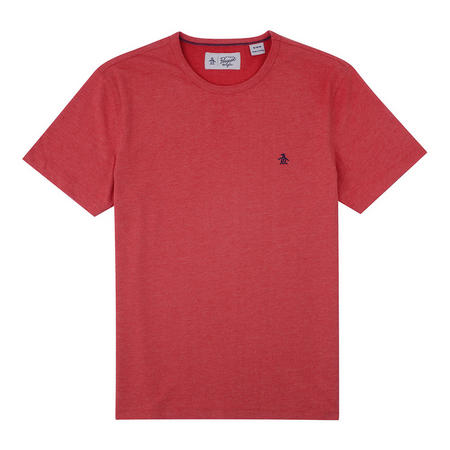 Pin Point T-Shirt Red