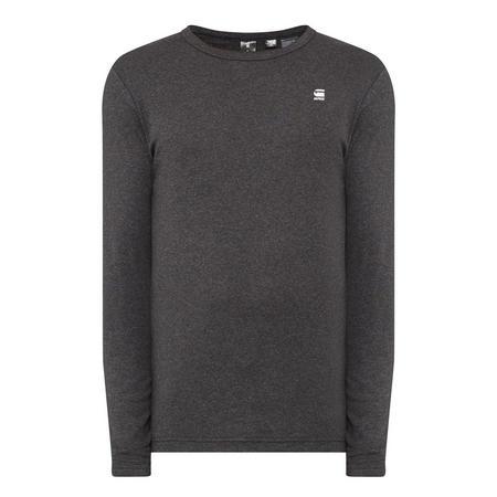 Dill Long Sleeve T-Shirt Black