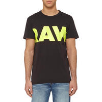 Vilsi Big Logo T-Shirt Black